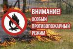 Пожарная опасность в весенний период.  Действия при возникновении чрезвычайной ситуации.