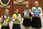 Поздравляем с победой в конкурсе агитбригаду «Светофорик»!