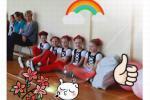 Выступление наших Красных шапочек
