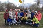 """Военно-спортивная игра """"Зарница"""" в начальной школе"""
